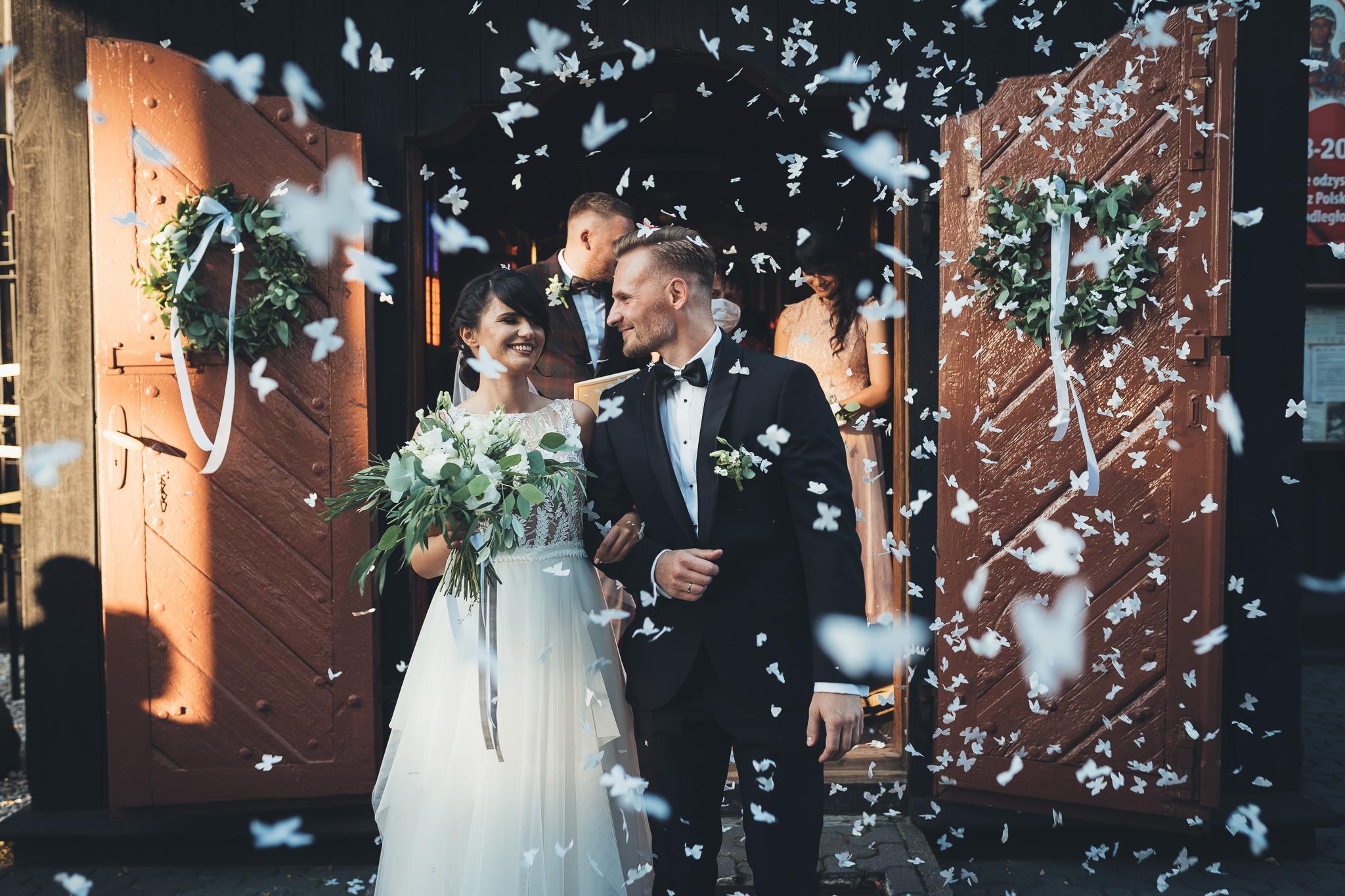 Ślub Kościół Biała Fotograf Zdjęcia