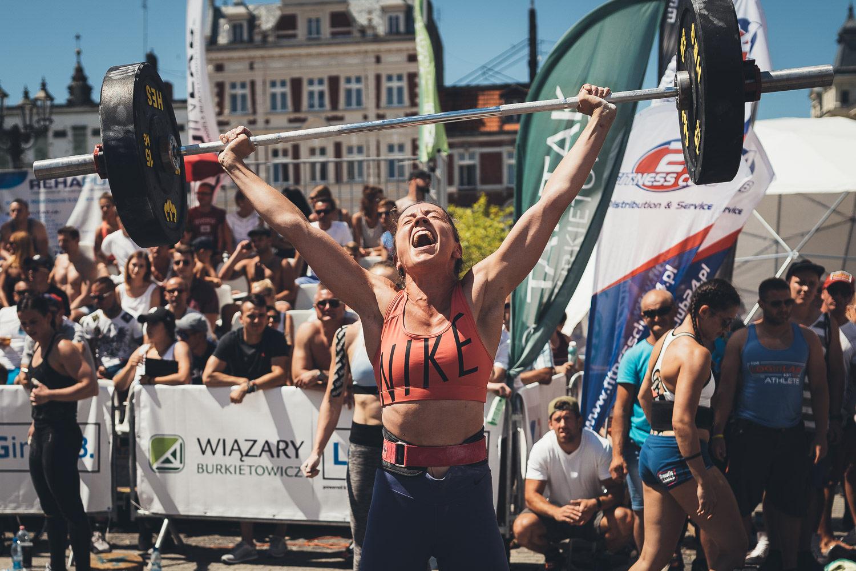 Crossfit Fotograf Zdjęcia Zawody Competition