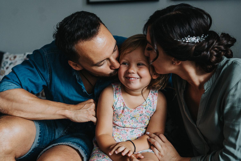 Zdjęcia rodzinne chrzciny łódź fotograf