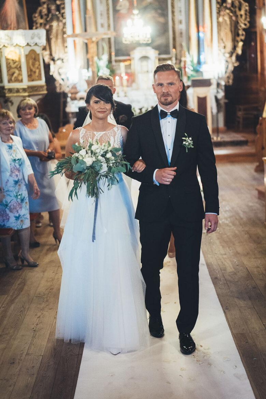 Ślub Kościół Biała Zdjęcia Piotra i Pawła