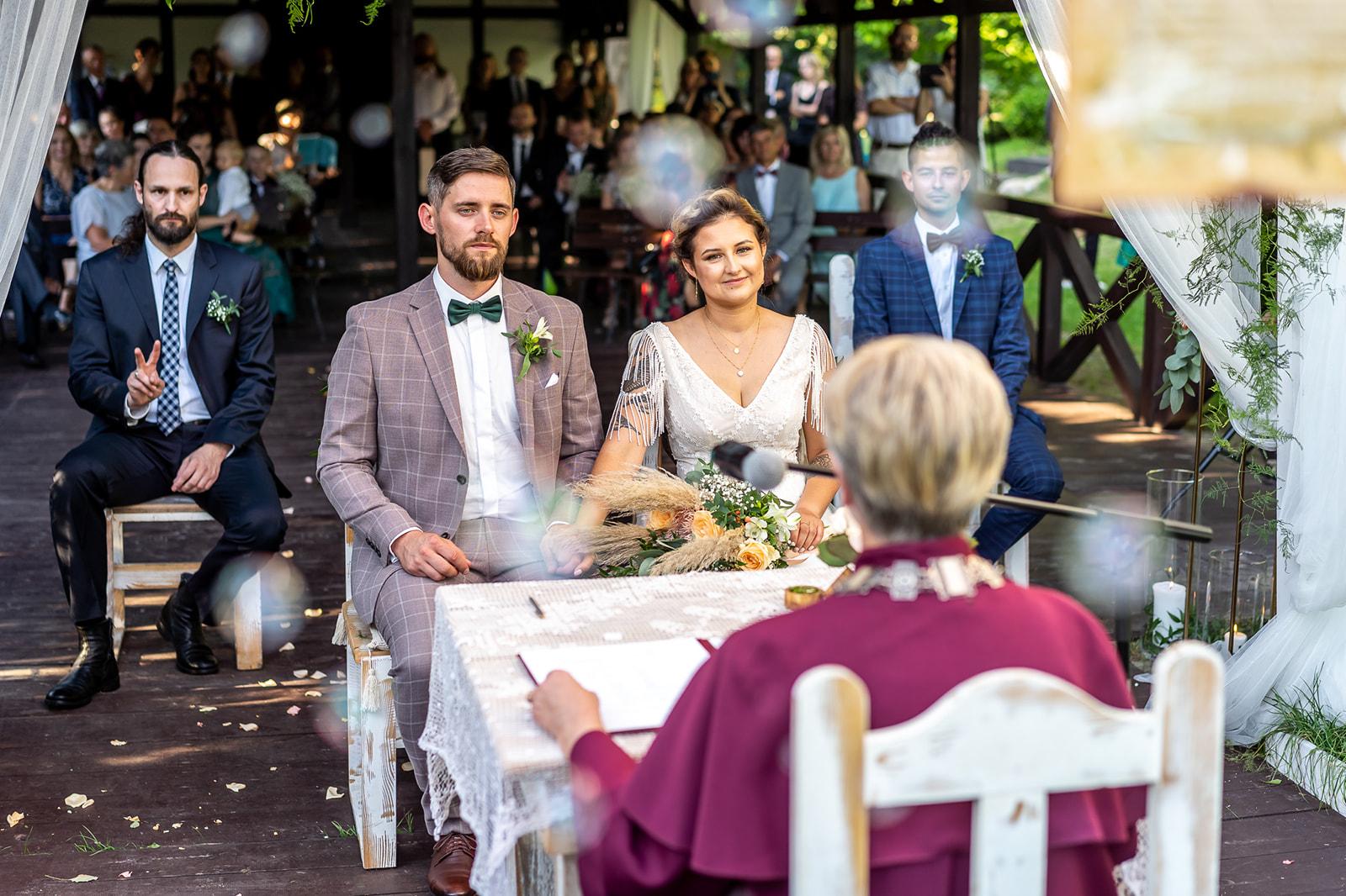 Ślub w plenerze Tworzyjanki Zdjęcia Fotograf