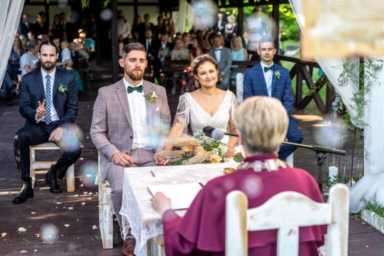 Ślub w plenerze Tworzyjanki Folwark zdjęcia fotograf