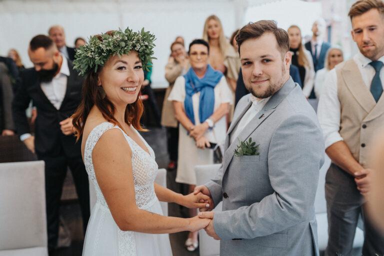 Przygotowania do Ślubu Browar Księży Młyn Zdjęcia