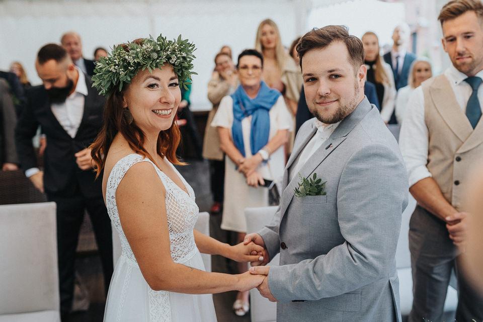 Ślub Browar Księży Młyn Łódź Zdjęcia